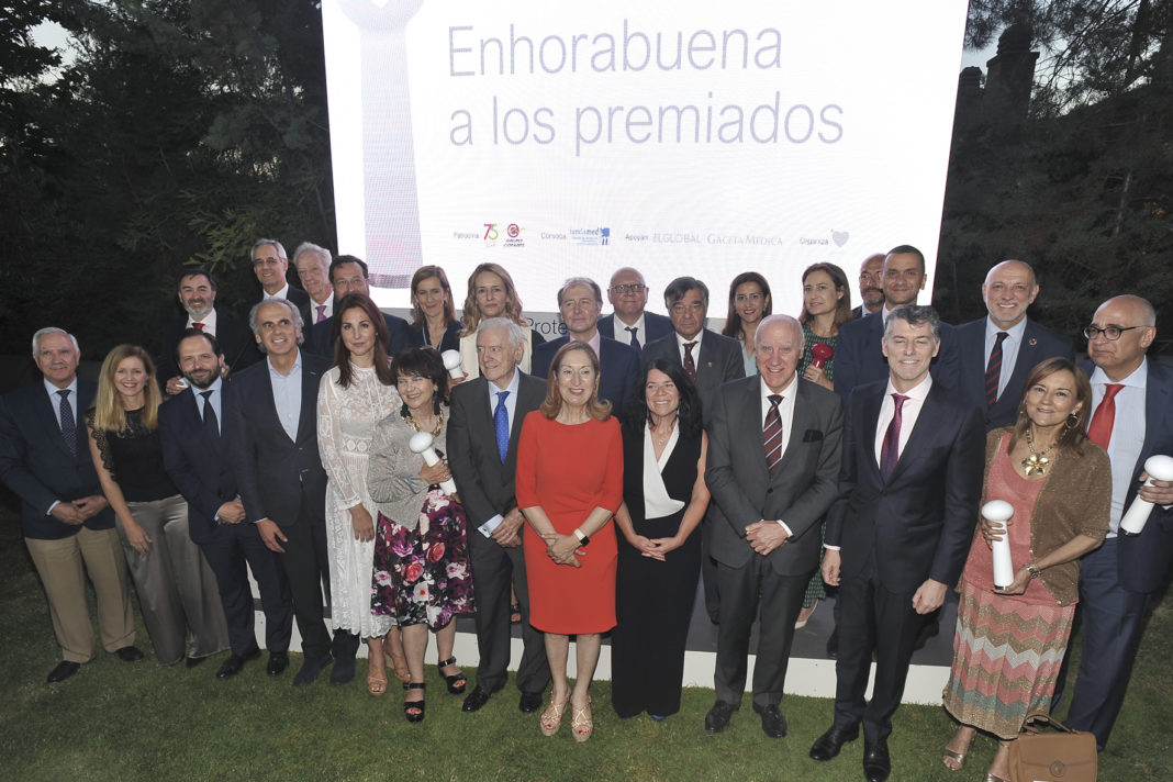 XVIII Premios Fundamed