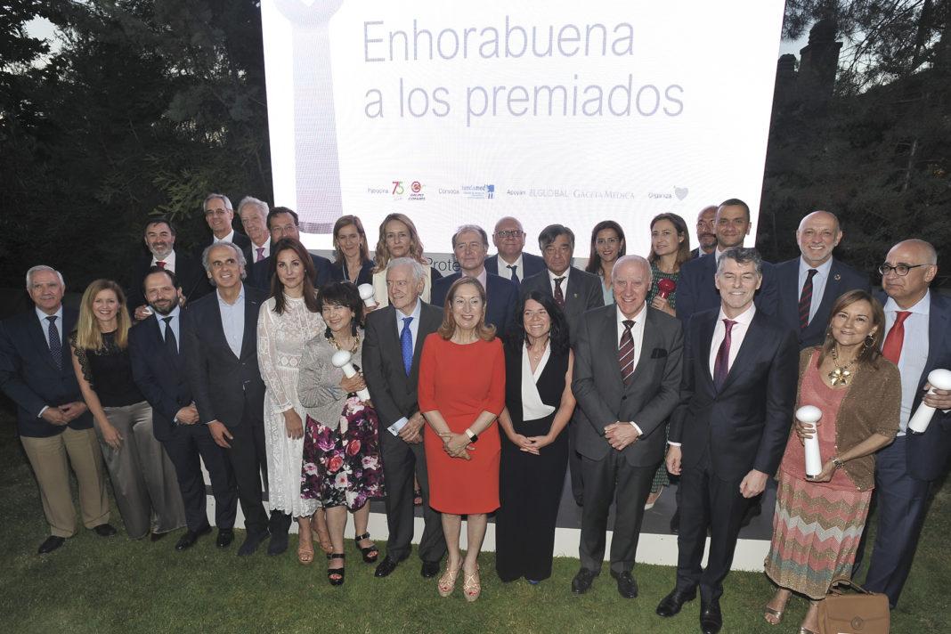 XVIII Premios Fundamed