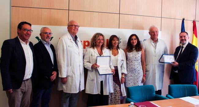 El Hospital General de Valencia obtiene el Sello de Calidad en Información a pacientes con cáncer de mama