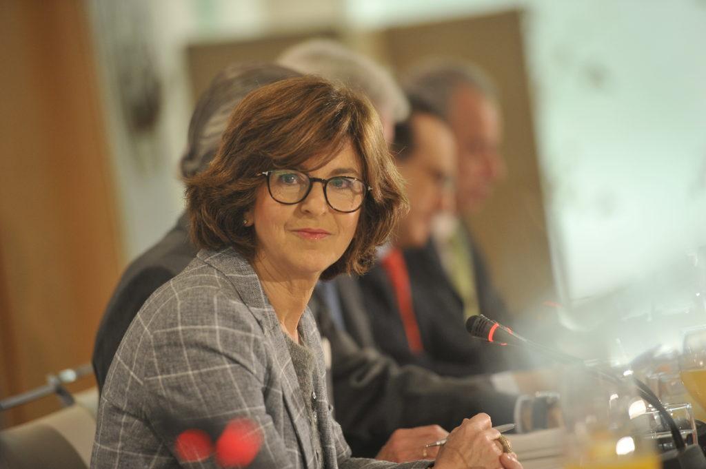 Nekane Murga, Consejera de Salud del País Vasco