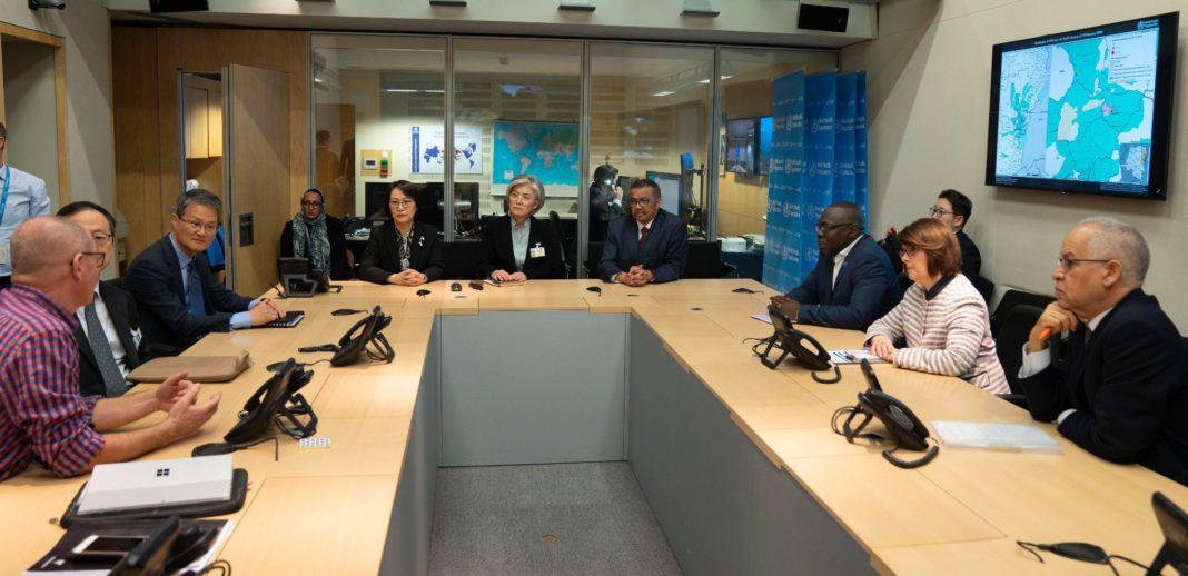 Reunión del comité de la OMS