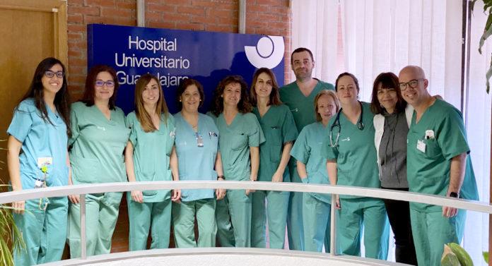 Donacion en asistolia controlada_equipo Hospital Guadalajara