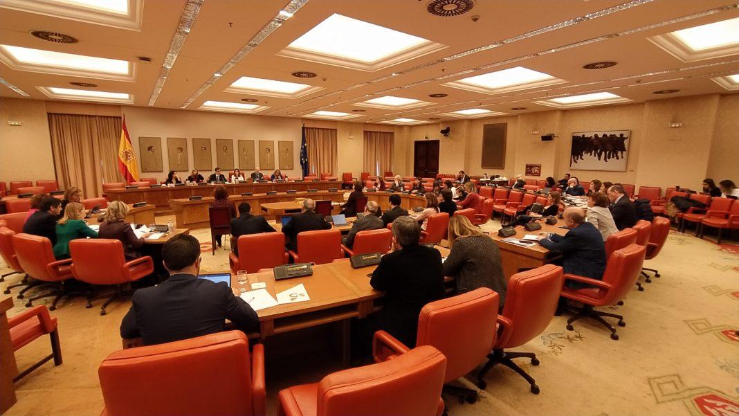Comisión de Sanidad del Congreso