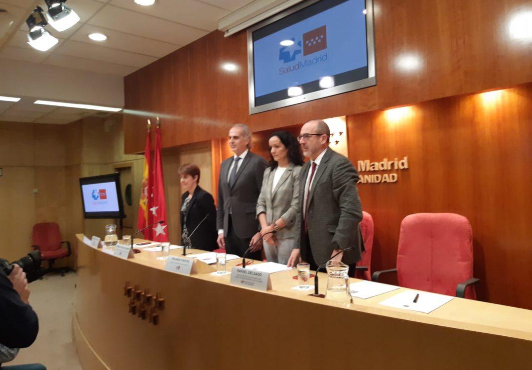 La consejería de Sanidad de la Comunidad de Madrid ha informado sobre los dos casos confirmados en la región.