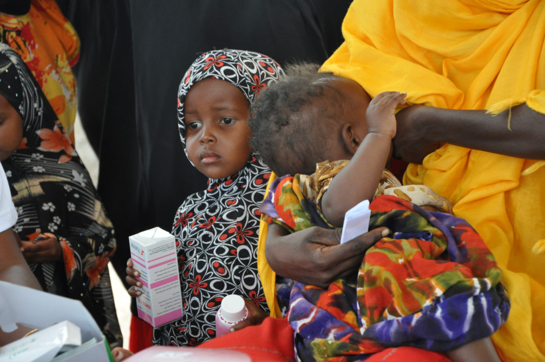 Atencion sanitaria Dadaab, Kenia, Farmamundi - L. Viñas