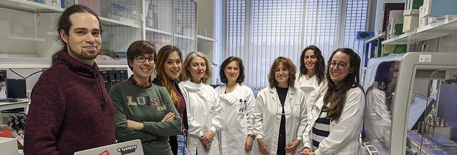 Laboratorio de Virus Respiratorios del Centro Nacional de Microbiología (CNM-ISCIII). / ISCIII