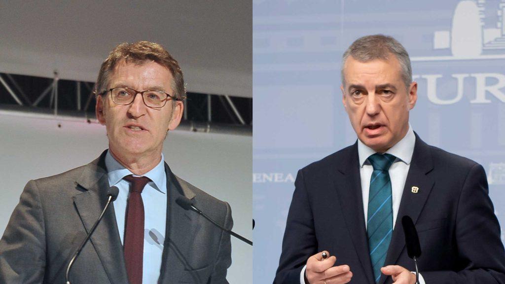 Galicia y País Vasco elecciones