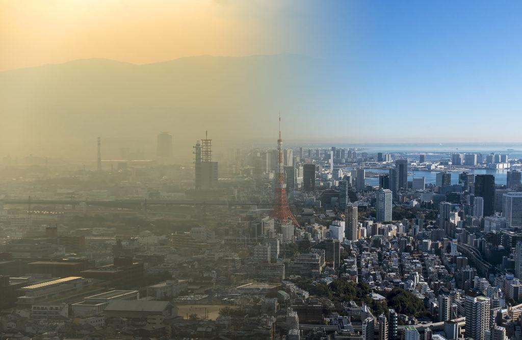 Contaminación atmosférica: alredador de 30.000 personas murieron en España en 2019