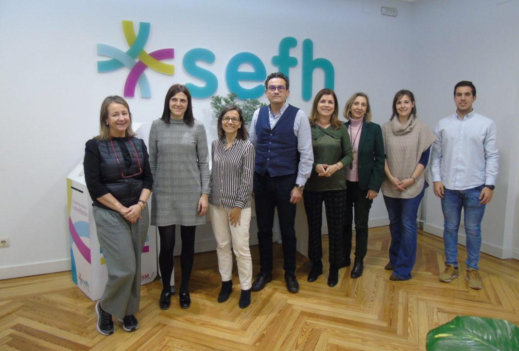 Medicamentos huérfanos SEFH