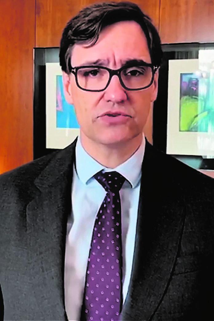 Salvador Illa