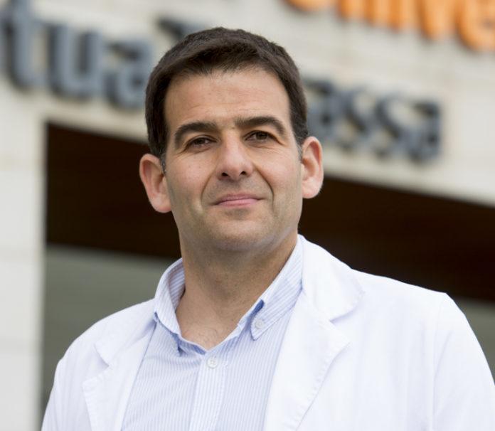 Jordi Nicolás. Vicepresidente SEFH