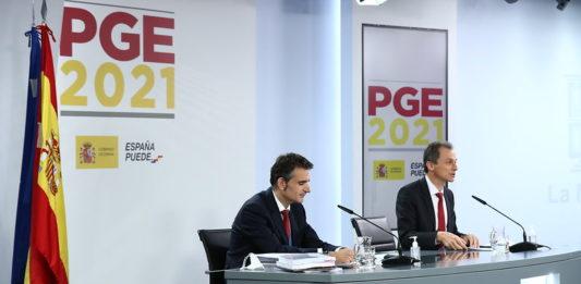 PGE 2021 Ministerio de Ciencia e Innovación