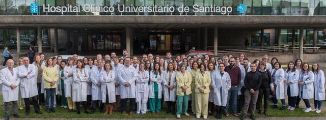 Hospital Clínico Universitario de Santiago