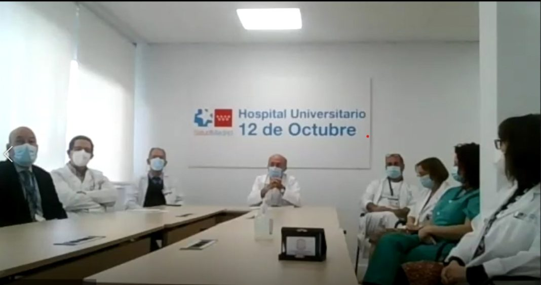 Servicio de Psiquiatría del Hospital 12 de Octubre