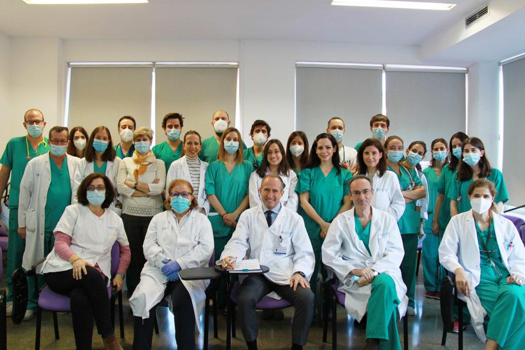 Servicio Aparato Digestivo. H.U. La Princesa (Madrid)