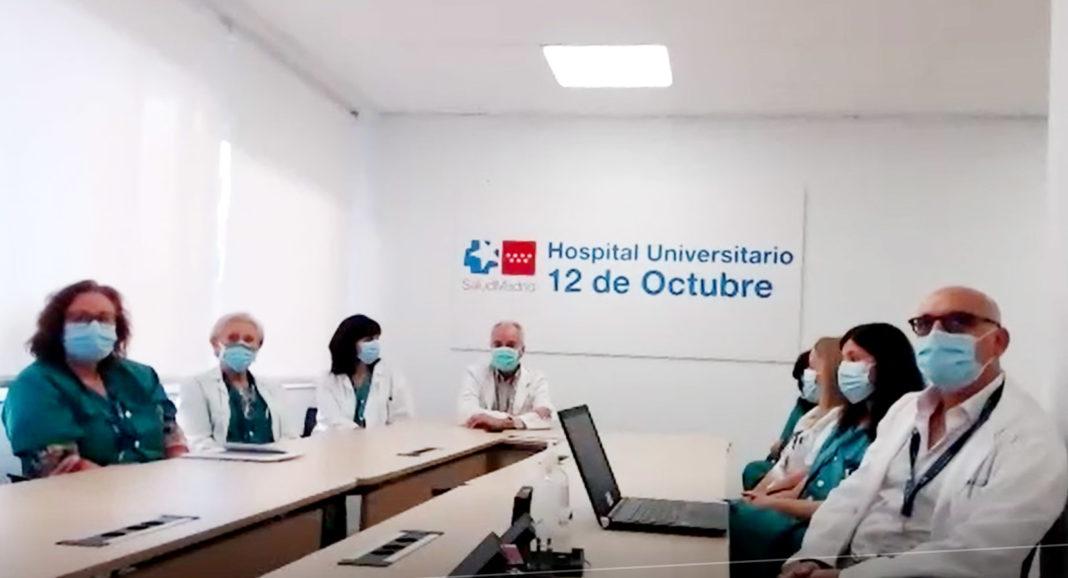 Hospital 12 de Octubre_Premio Hematología, en LLc y en MMHospital 12 de Octubre_Premio Hematología, en LLC y en MM