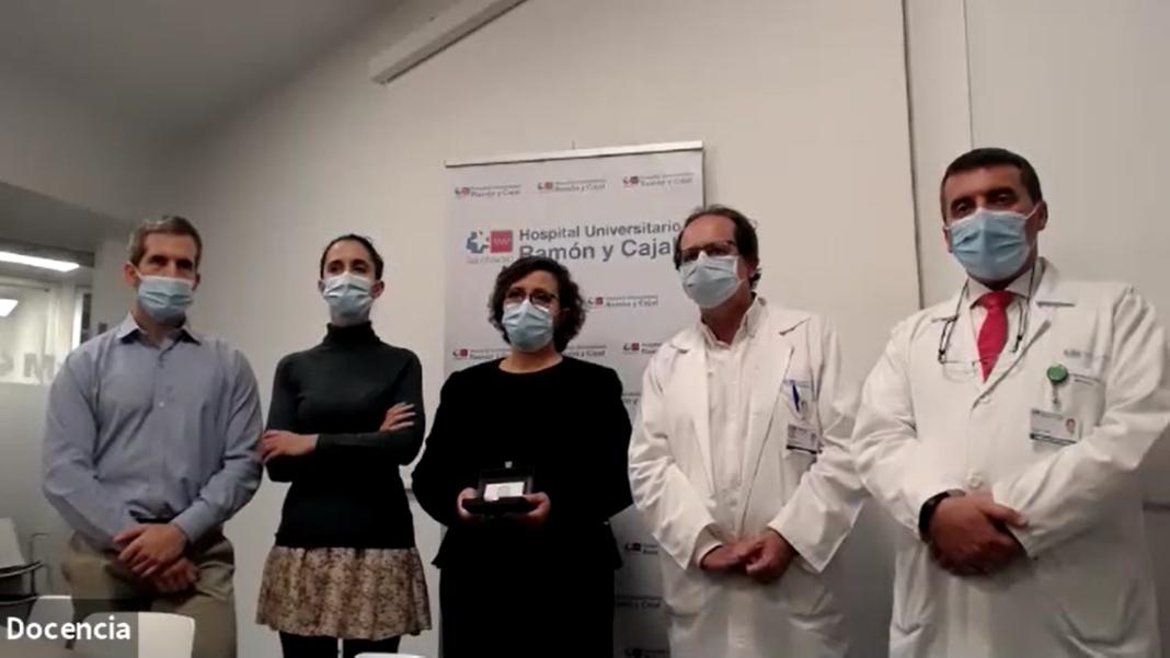 Hospital Ramón y Cajal_Premio Esclerosis Múltiple