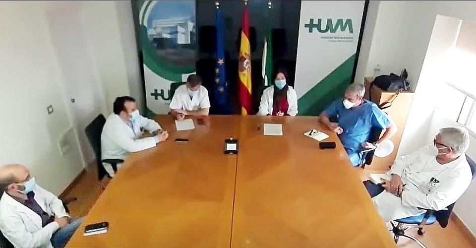 Hospital Virgen de la Macarena_FH en IMIDS