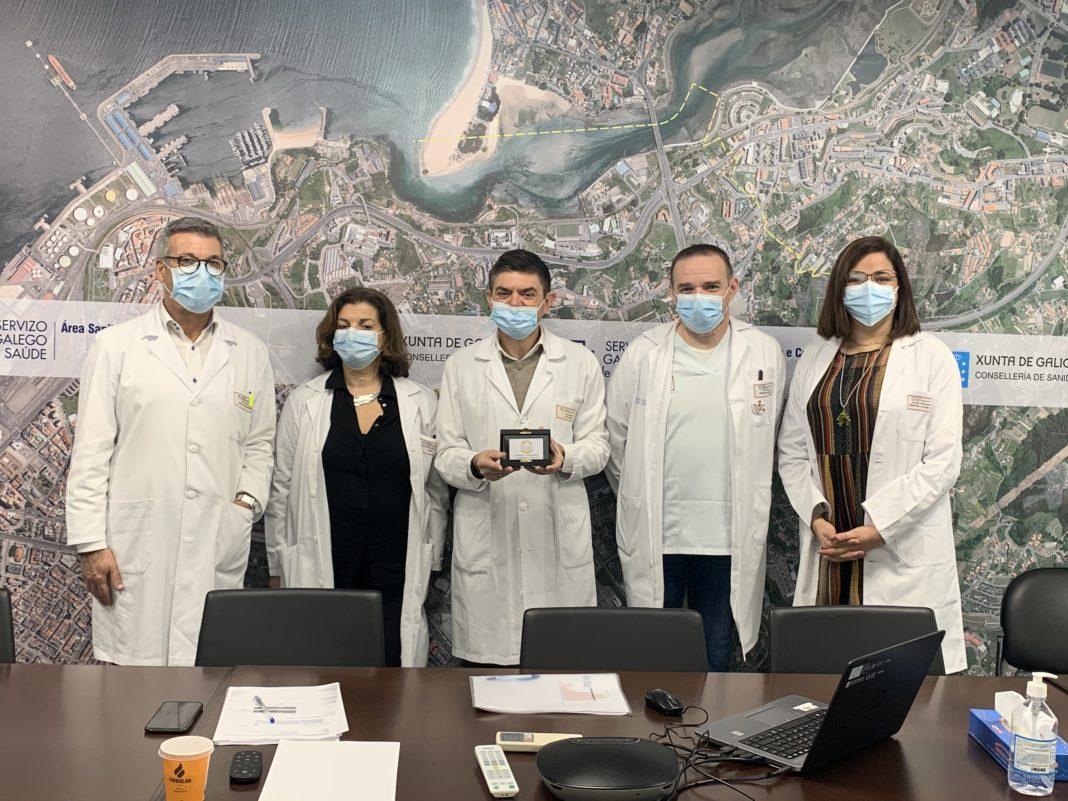 Complejo Hospitalario Universitario A Coruña_Premio en Micobiología