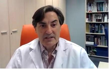 Mariano Provencio, jefe del Servicio de Oncología del Hospital Puerta de Hierro