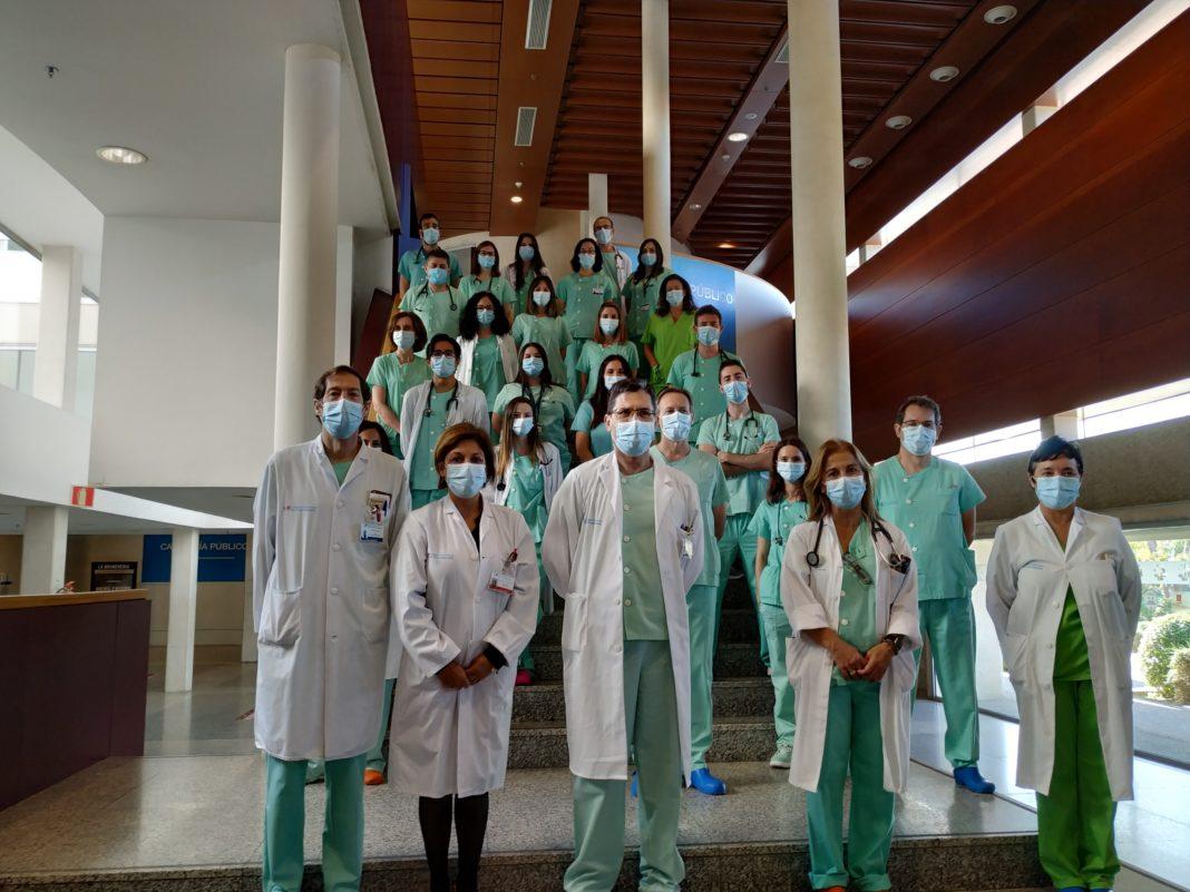 Hospital Universitario de Fuenlabrada_Premio Medicina Interna