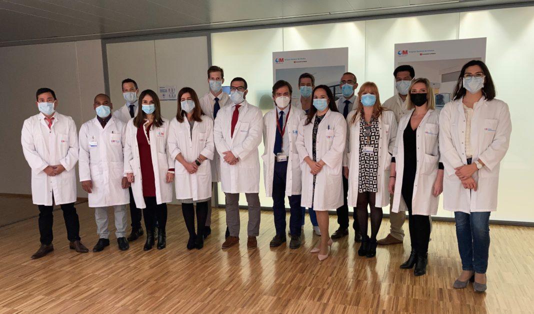 Servicio de Traumatología del Hospital General Universitario de Villalba