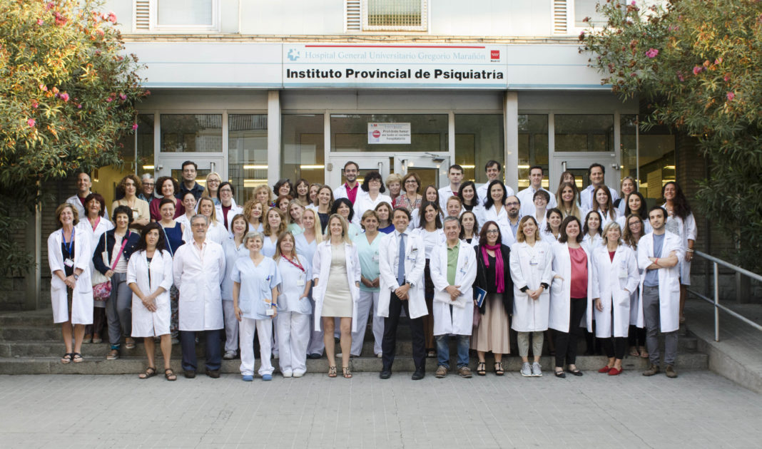 Instituto de Psiquiatría y Salud Mental del Hospital Universitario Gregorio Marañón_Esquizofrenia