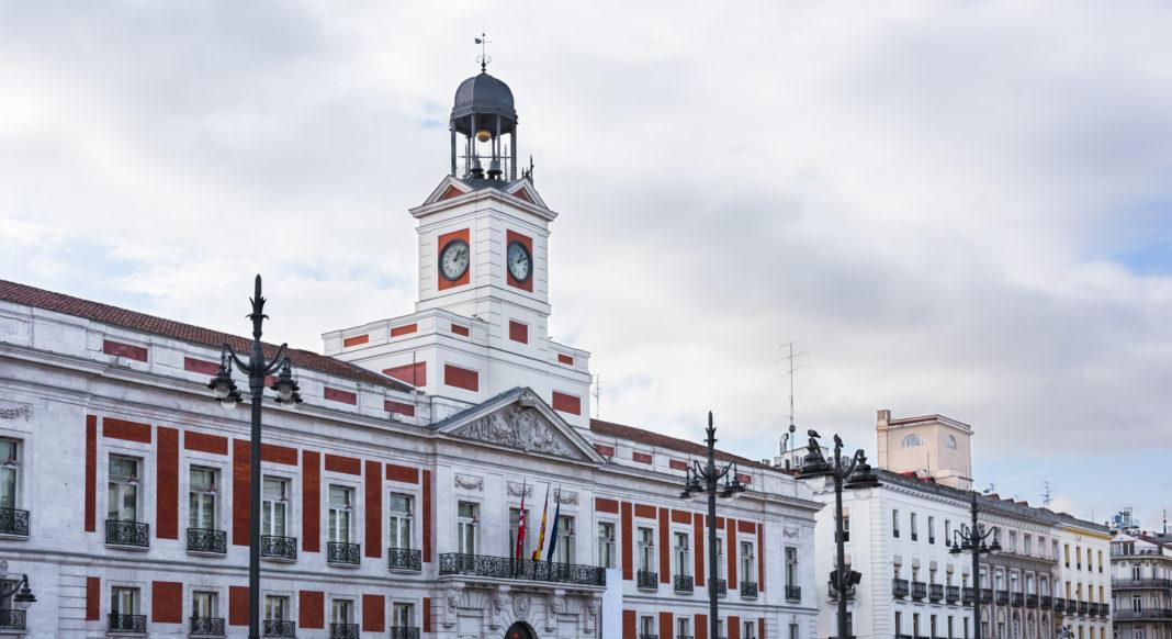 Real Casa Correos, Madrid