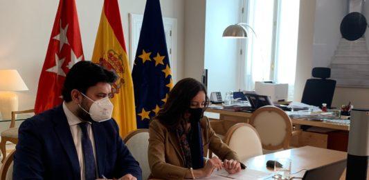 Eugenia Carballedo y Carlos Díaz-Pache