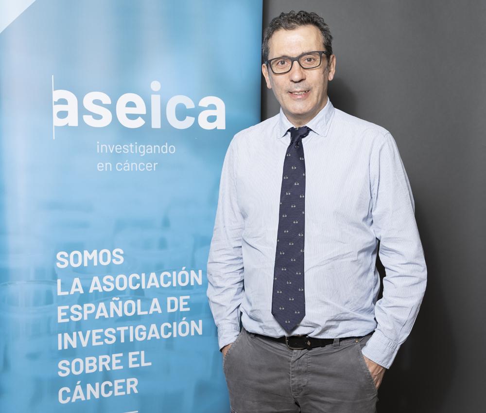 Luis Paz-Ares, presidente de Aseica