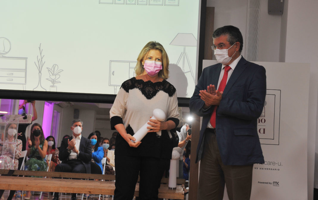 Premio I+D+i Gilead Maria Rio