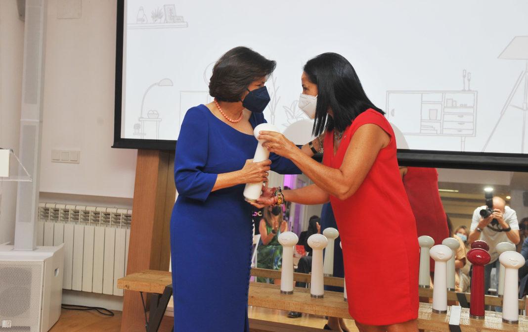 Premio Trayectoria Industria Margarita Lopez Acosta