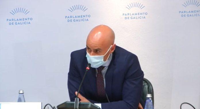 José Flores, gerente del Sergas